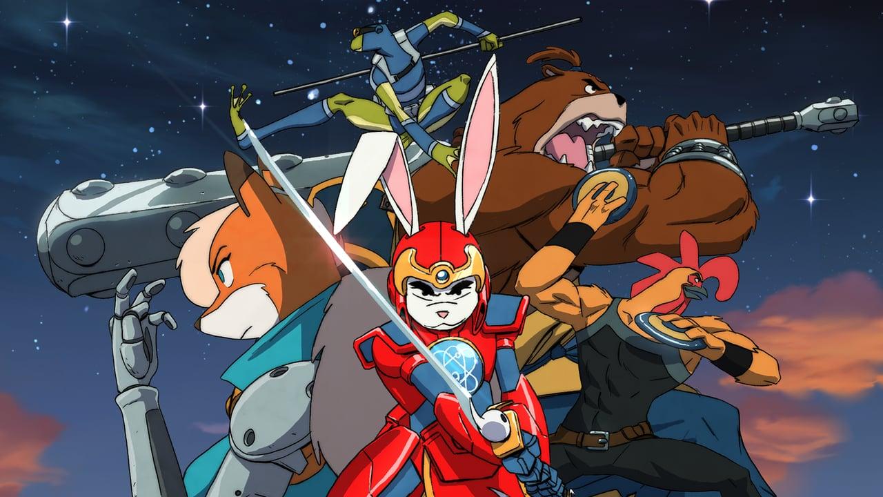 """""""SUPER TURBO ATOMIC NINJA RABBIT"""" ist die beste Cartoonserie, die niemals existierte, aber ein Intro hat"""