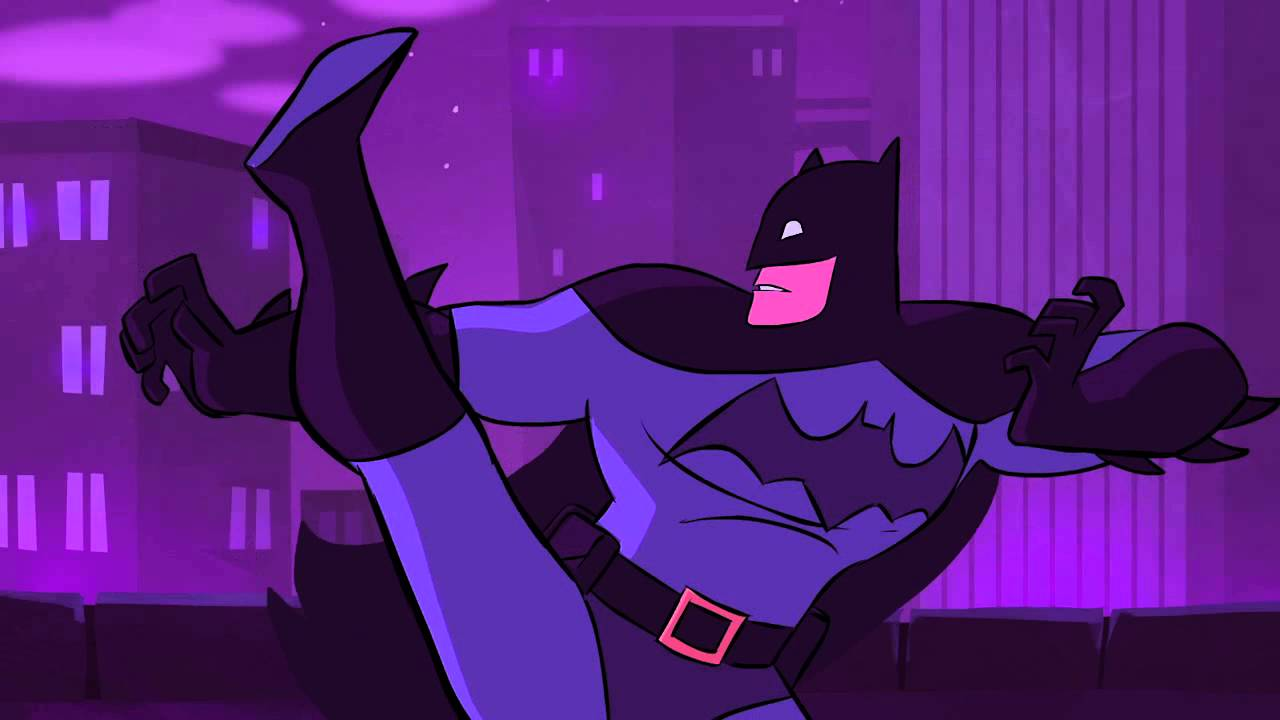"""The animated adventures of """"Batman V Superman: Dawn of Justice"""""""
