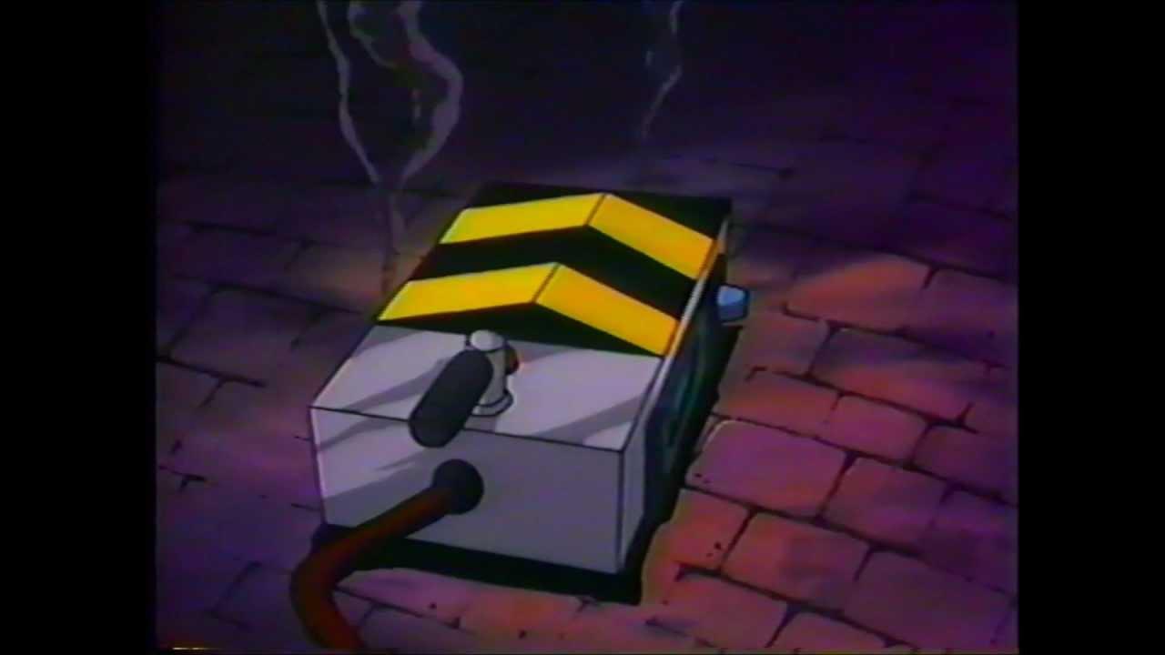 """The Real Ghostbusters"": Der unveröffentlichte Pilot des Cartoons ist echt so… anders!"