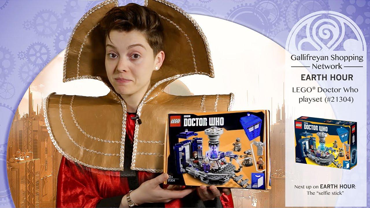 """Aber was befindet sich denn nun im """"Doctor Who""""-LEGO-Set?"""