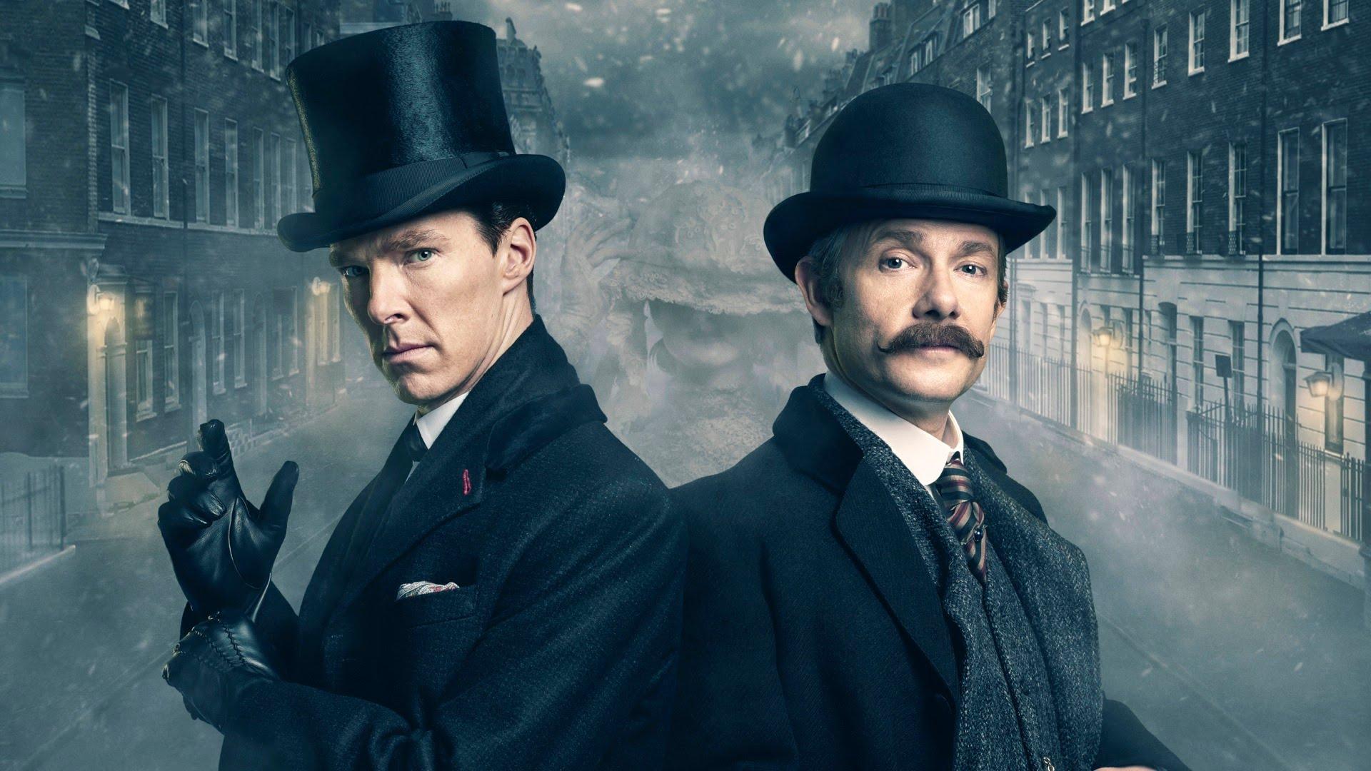 """Das """"Sherlock"""" Special """"The Abominable Bride"""" bekommt noch mal einen längeren Trailer"""