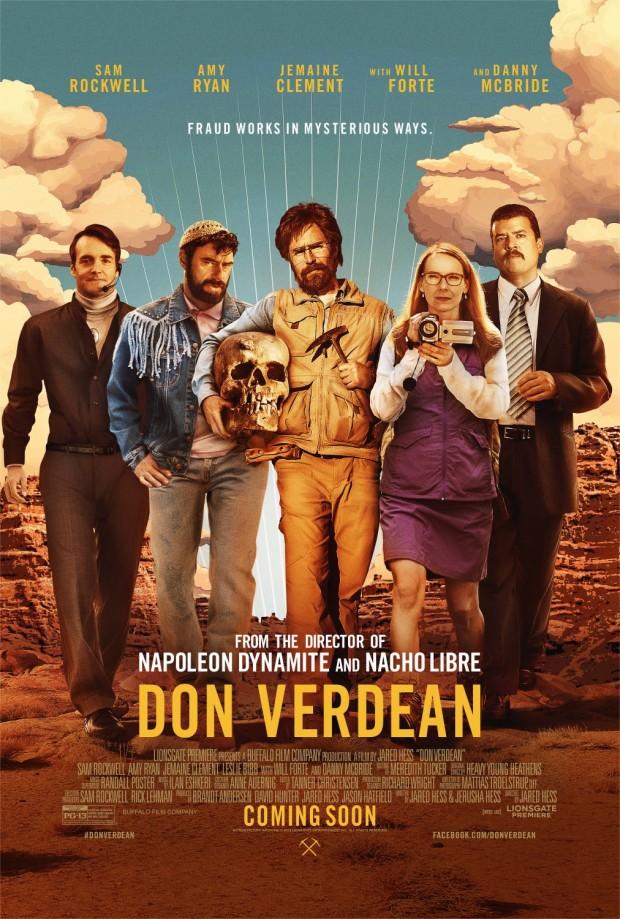 """Im Trailer zu """"Don Verdean"""" ist Sam Rockwell ein biblischer Archäologe"""
