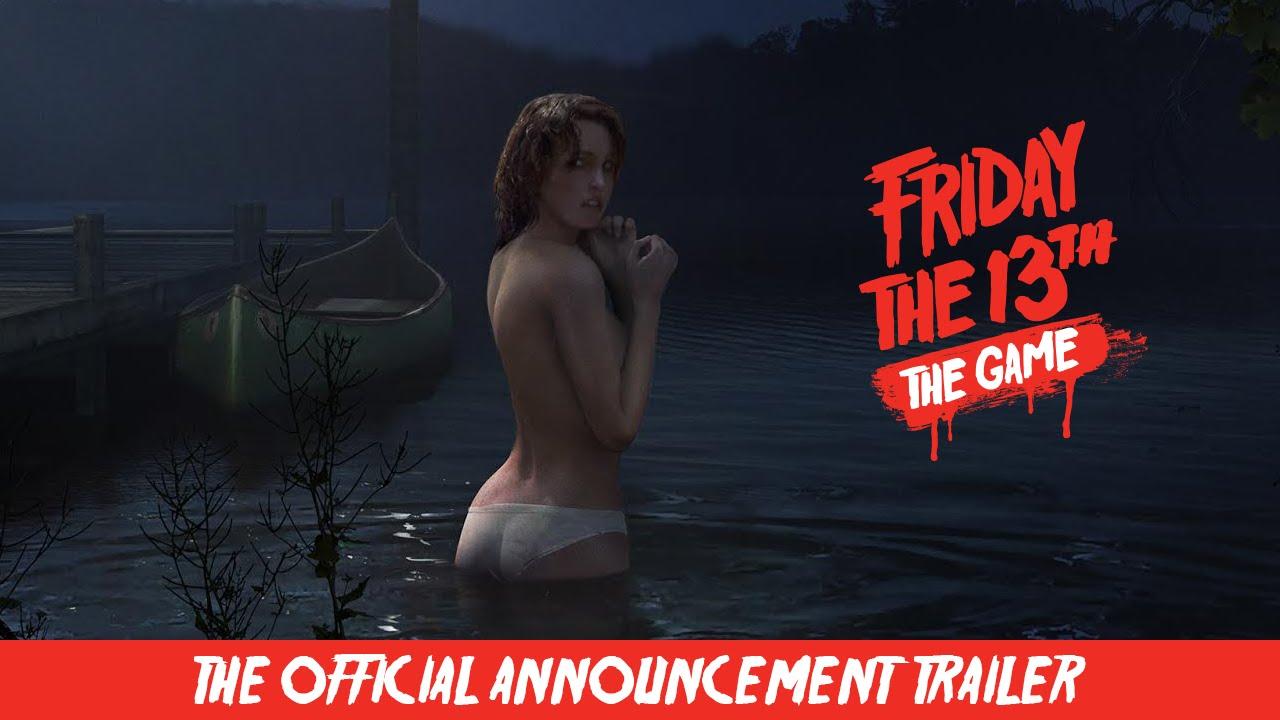 """Es wird ein """"Friday the 13th""""-Videospiel geben… IN DEM MAN JASON VORHEES SPIELEN KANN!"""