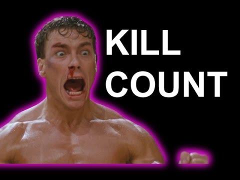 Every Jean-Claude Van Damme Kill ever!