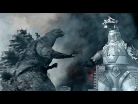 """Godzilla vs. Mechagodzilla vs. Tower of the Sun Robo"" im epischen Stop-Motion-Kampf"