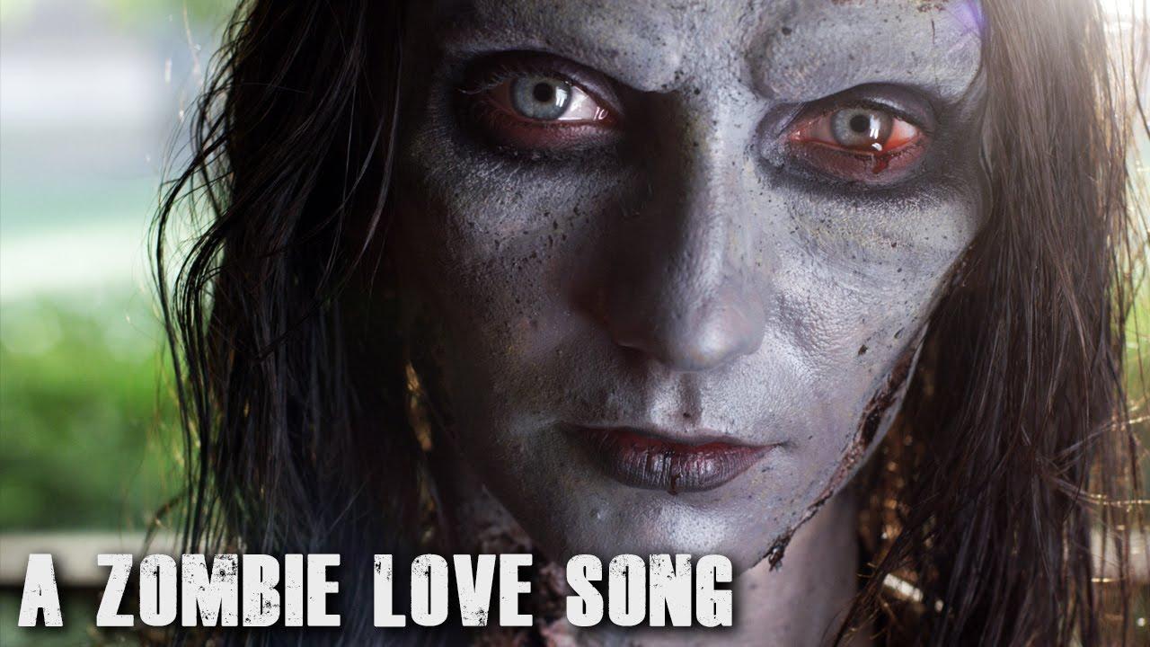 """In """"A Zombie Love Song"""" erzählt uns Ryan Tellez von seiner Liebe zu seiner Zombiefreundin"""