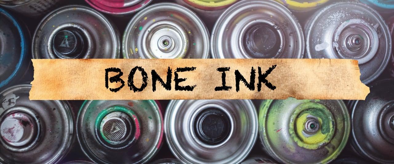 """In """"BONE INK"""" erzählt Stefan, was ihm das Sprayen bedeutet"""
