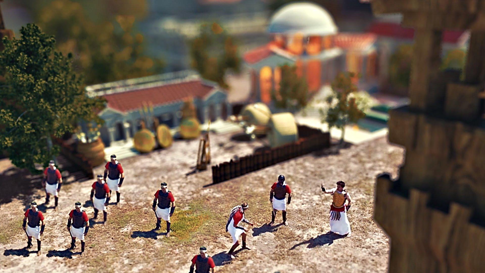 """""""The Smallest Empire"""" – ein Kurzfilm wie """"Age of Empires"""" mit echten Menschen"""