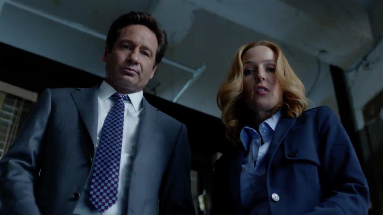 """Übrigens kommen """"The X-Files"""" immer noch zurück"""