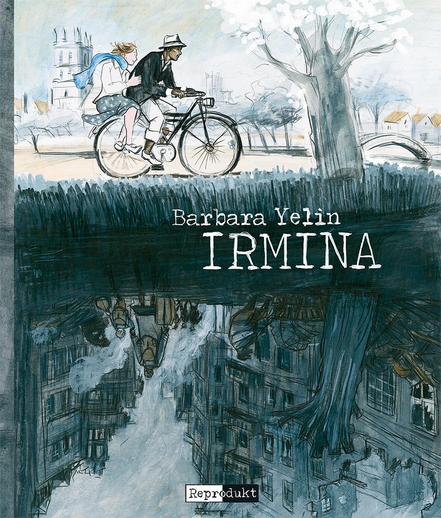 """""""Irmina"""", ein Comic übe die NS-Zeit, der bei der Bundeszentrale für politische Bildung erhältlich ist"""