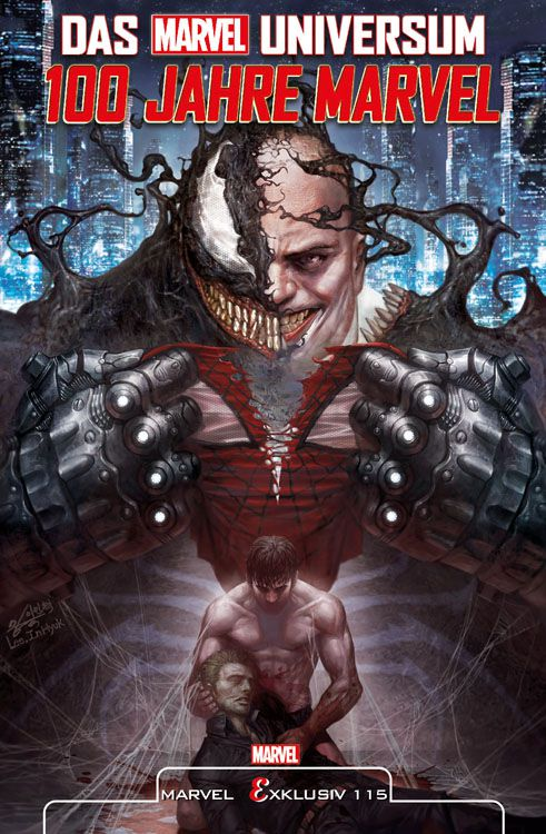 Comicreview: Das Marvel-Universum – 100 Jahre Marvel