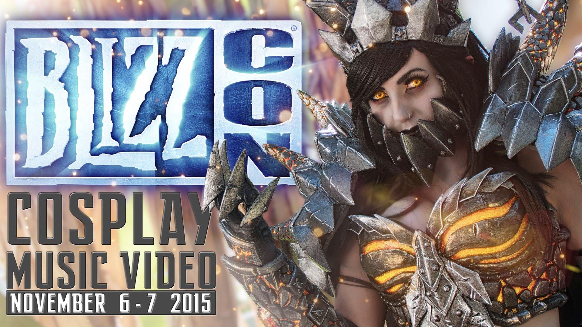 Das Cosplay Musik Video von der BlizzCon 2015