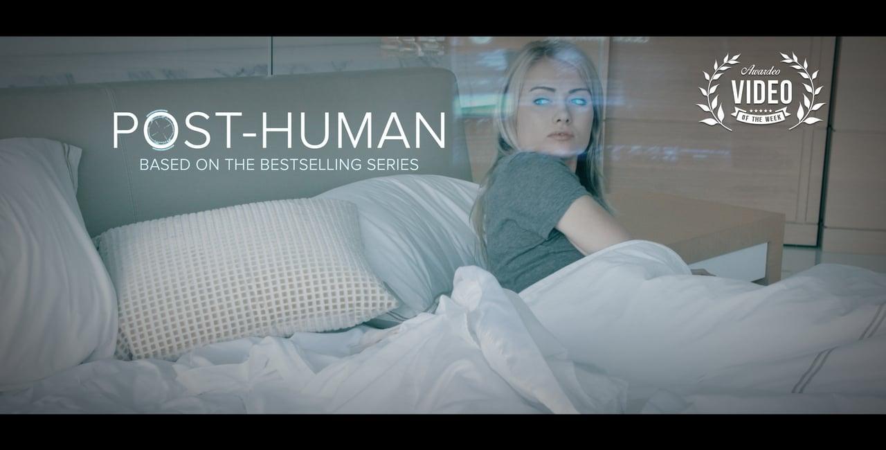 """Der Kurzfilm """"Post-Human"""" ist eigentlich nur eine Einleitung zur Buchreihe"""