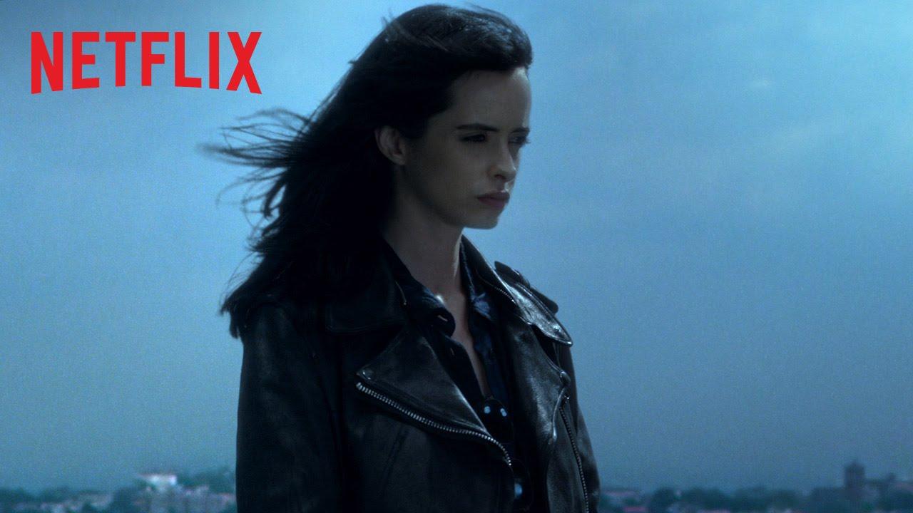 """Eigentlich wollte ich nicht mehr so viel über Netflix schreiben, aber hier ist noch mal ein Trailer zu """"Jessica Jones"""""""