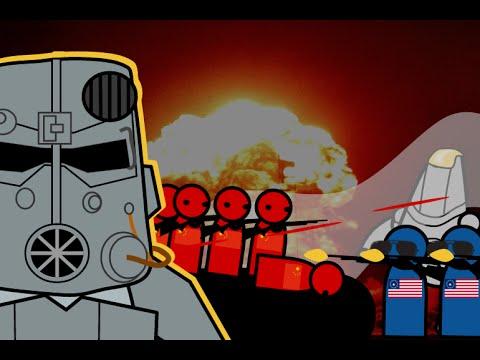 """Ein kurzer Ausflug in die Geschichte von """"Fallout"""""""