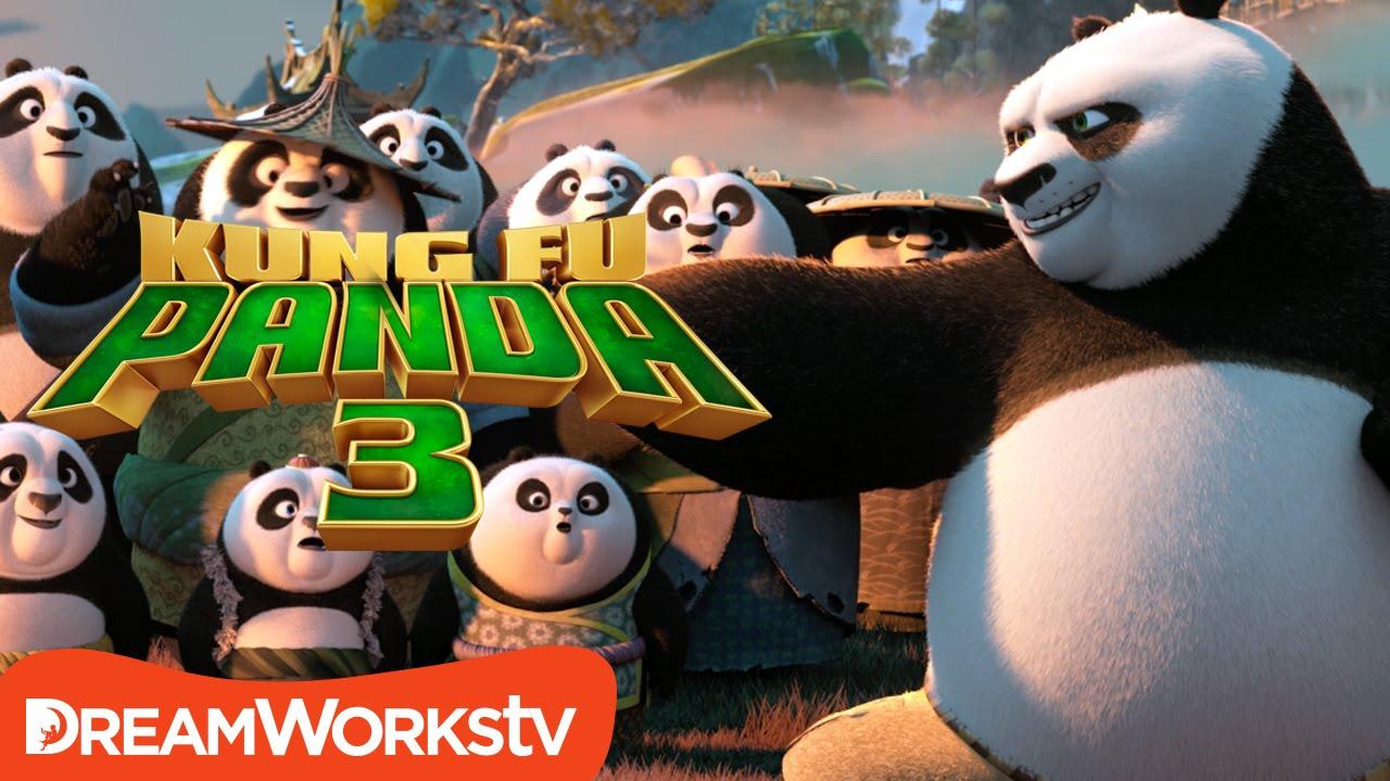 "In ""Kung Fu Panda 3"" wird Po dann Lehrer?"