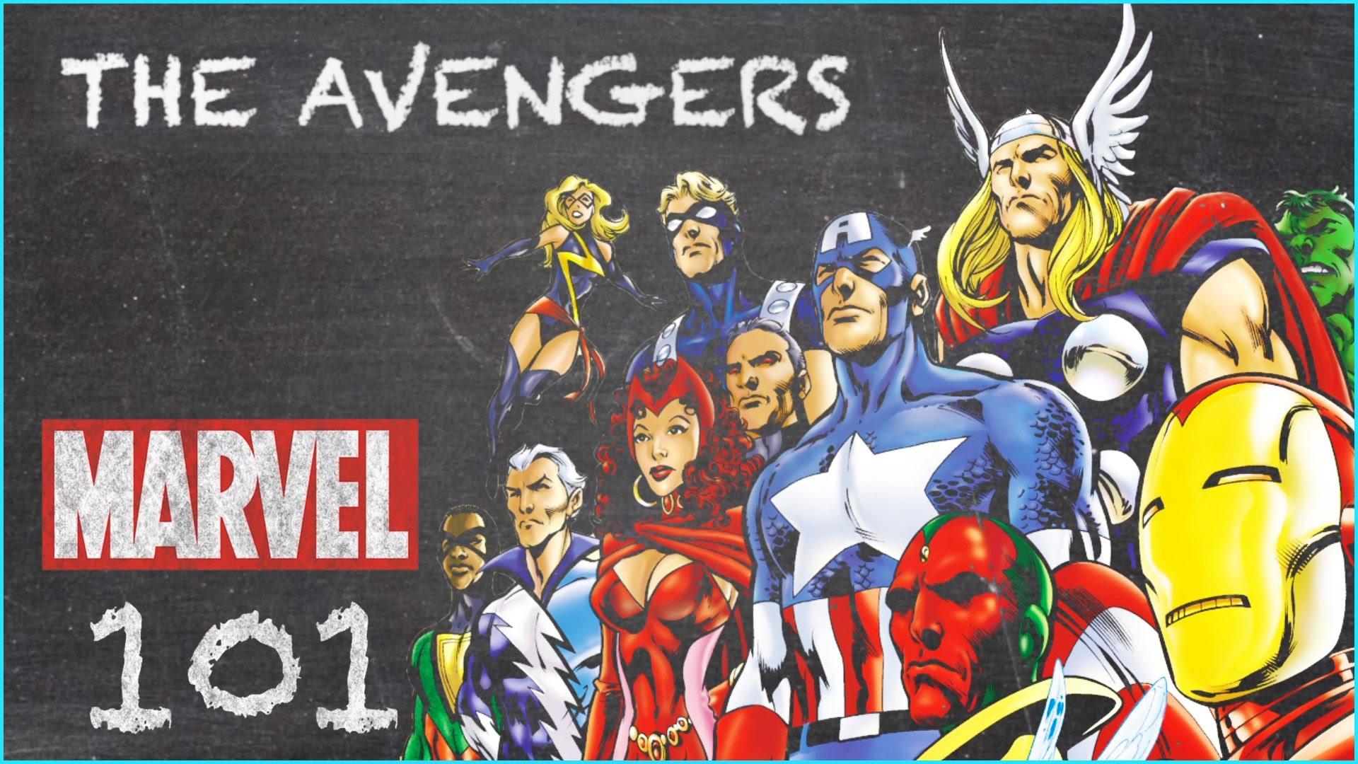 Marvel stellt euch in 1-minütigen Videos ihre Helden vor