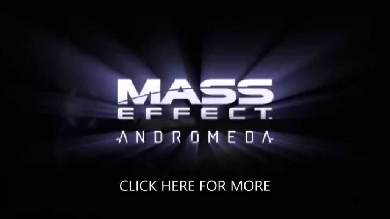 """Mass Effect: Andomeda"" – Commander Shepard signing off"