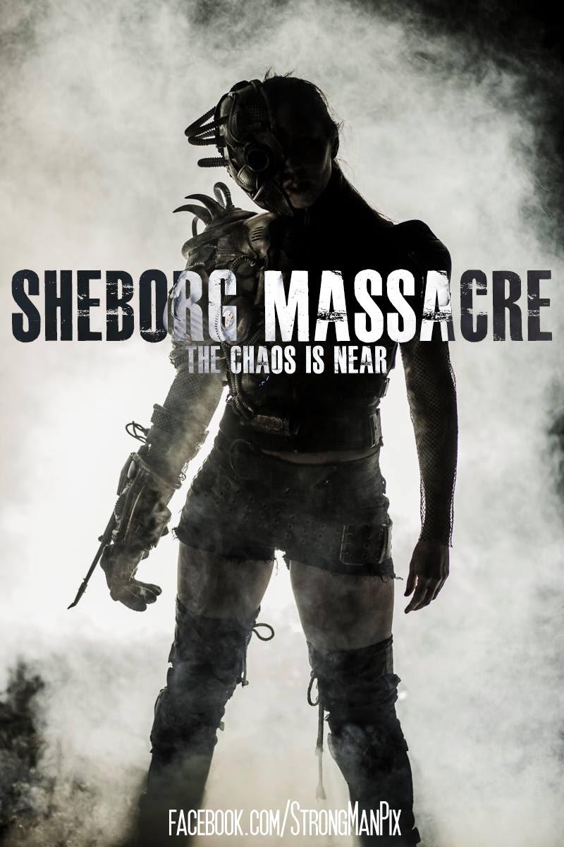 """""""SHEBORG MASSACRE"""" sieht nach einem irre spaßigen Low-Budget-Movie aus"""