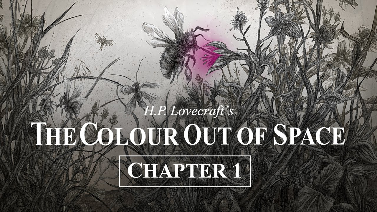 """The Colour out of Space"" von H.P. Lovecraft als animierter Comic mit tollem Soundtrack"