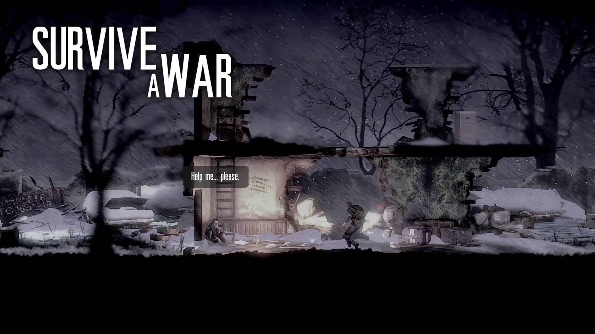 """""""This War of Mine"""", ein Spiel über Opfer eines Krieges, ist jetzt auch für mobile Geräte verfügbar"""