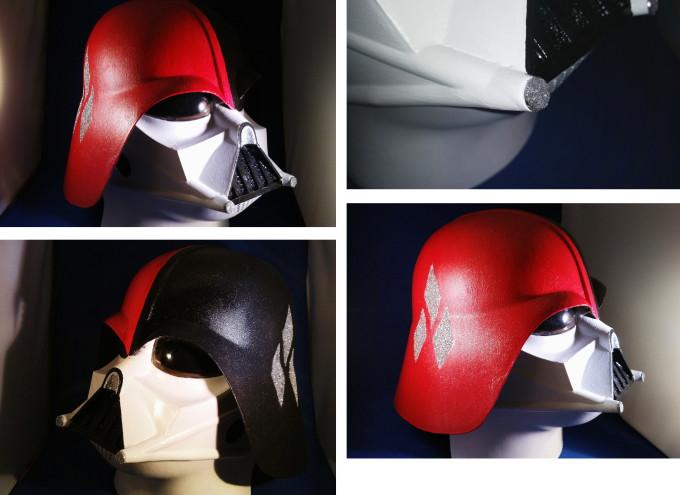 Harley Quinn Darth Vader