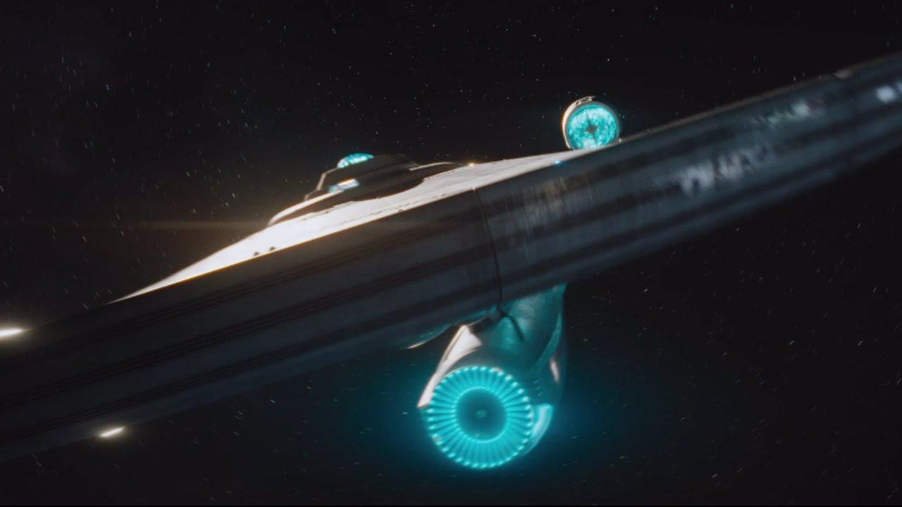 BEYOND STAR TREK BEYOND TRAILER TREK BEYOND STAR WARS NEIN TREKLER TRAIK OND!