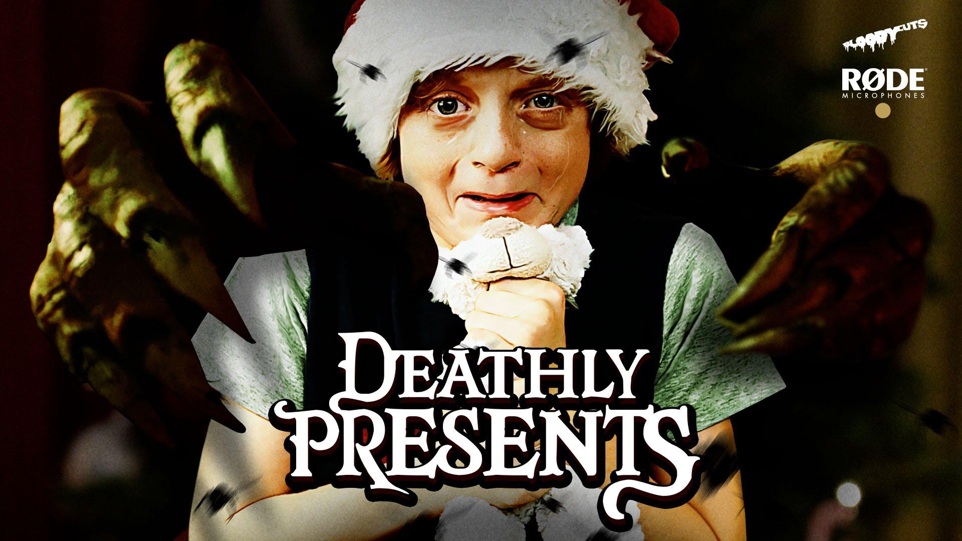 """""""Deathly Prestens"""" ist ein Weihnachts-Horror-Kurzfilm, den ihr vermutlich nicht sehen wollt"""
