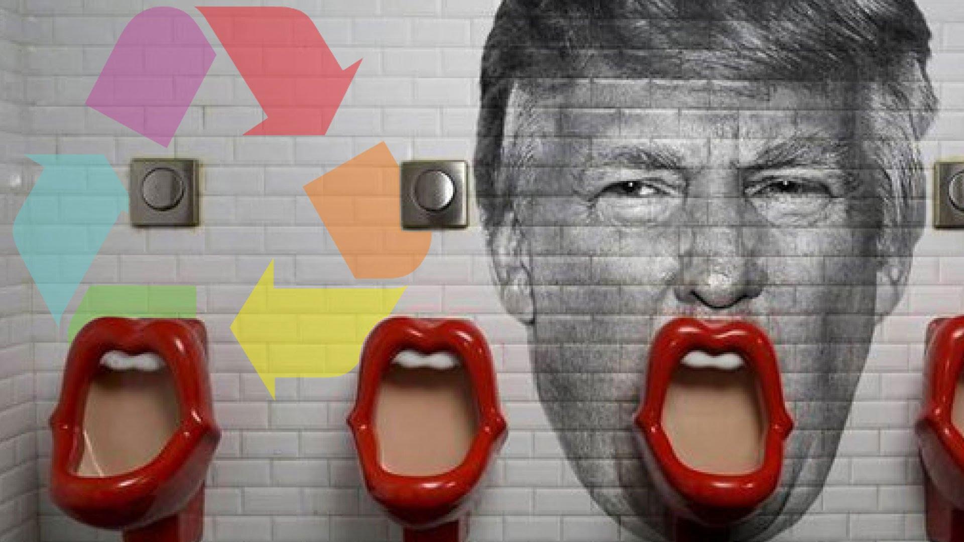 Eclectic Method remixt Donald Trump