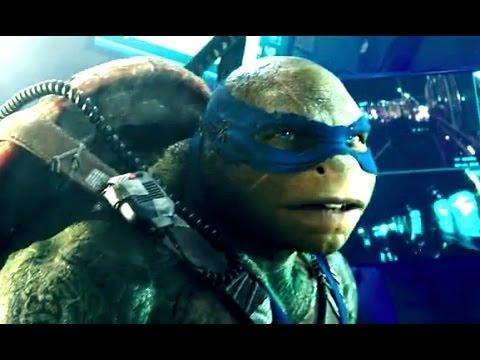 """Es gibt übrigens einen ersten Teaser zu """"Teenage Mutant Ninja Turtles 2"""" und alles ist immer noch doof"""