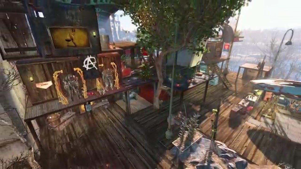 """""""Fallout 4"""": Eeeeendlich gibt es bestückbare Waffenhalterungsdinge"""