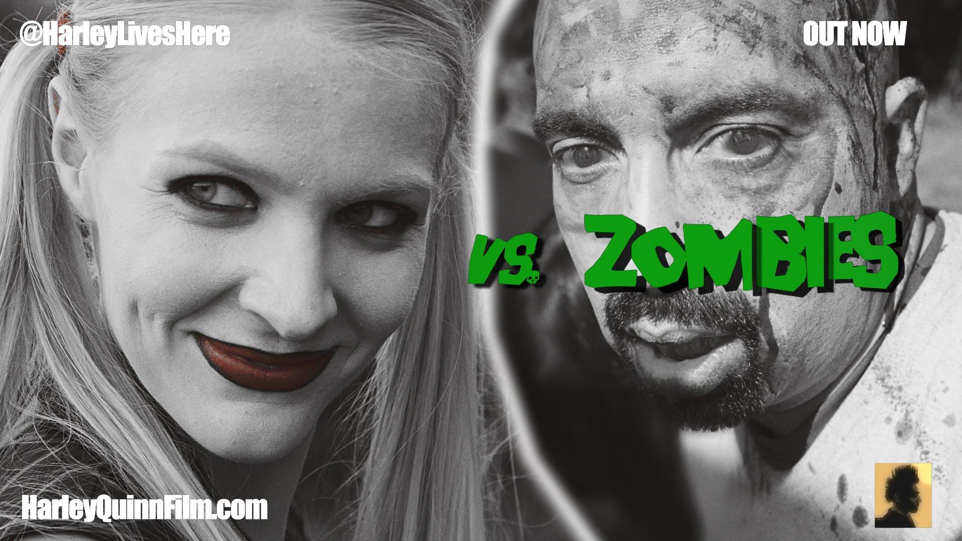 """In einem Fanfilm heißt es """"Harley Quinn vs. Zombies"""""""