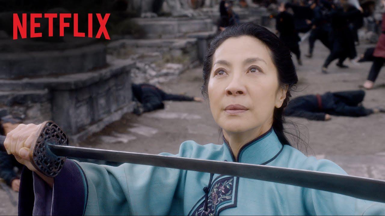 """Meh: Da ist zu viel CGI und Autotune im Trailer zu """"Crouching Tiger, Hidden Dragon: Sword of Destiny"""" von Netflix"""
