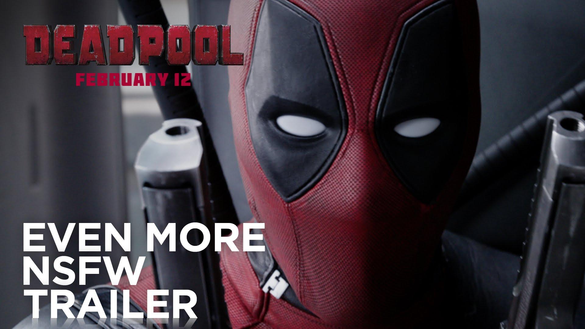 """Pünktlich zu Weihnachten bekam """"Deadpool"""" noch einen neuen Trailer"""