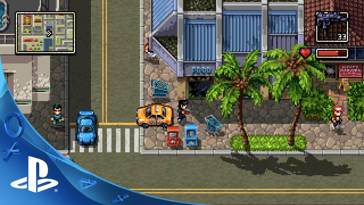 """""""Shakedown Hawaii"""" will offenbar der geistige Nachfolger zum originalen """"Grand Theft Auto"""" sein"""