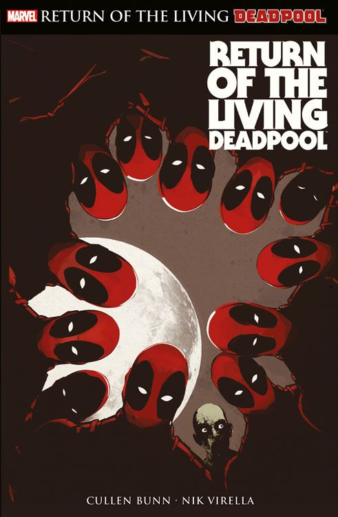 Comicreview: RETURN OF THE LIVING DEADPOOL