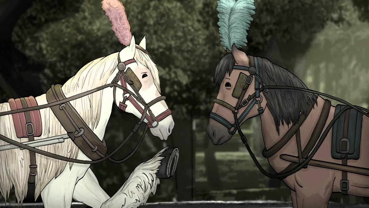 """""""Animals"""" wird eine krude Animationsserie auf HBO"""
