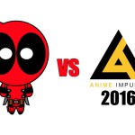 Deadpool vs. Anime Expo 2016