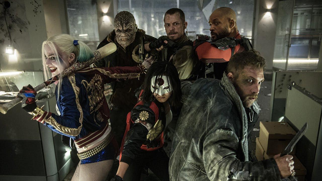 """Der Trailer zu """"Suicide Squad"""" hat durchaus nette Momente"""