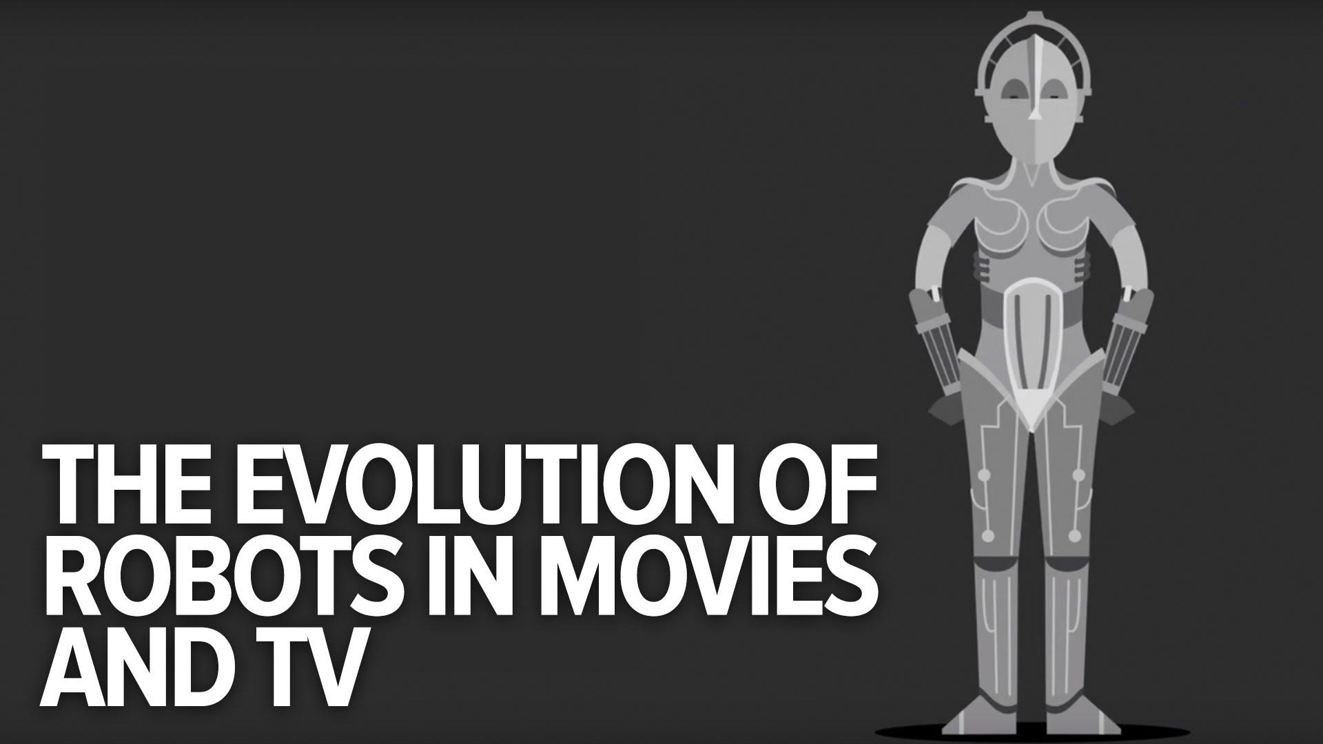 Die Evolution synthetischer Lebensformen in Film und Fernsehen