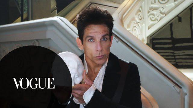Die Vogue stellt Derek Zoolander 73 Fragen
