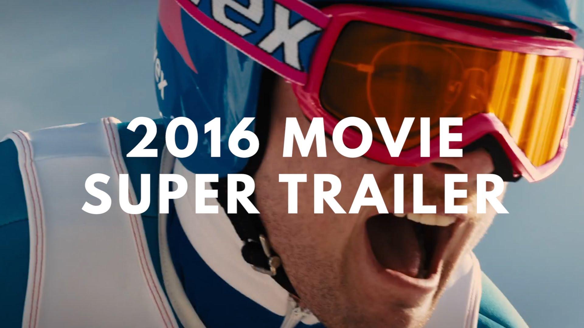 Die zu erwartenden Top-Movies von 2016 in einem umfassenden Trailer