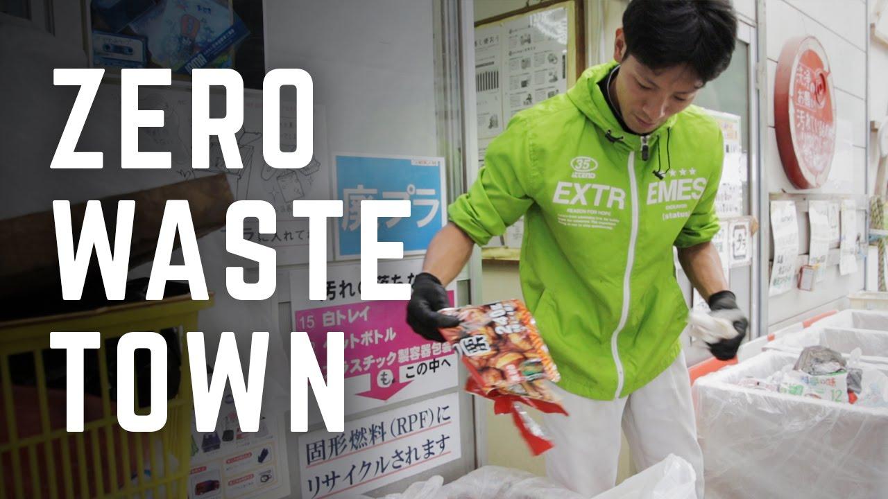 Eine japanische Stadt versucht keinen Müll zu produzieren!