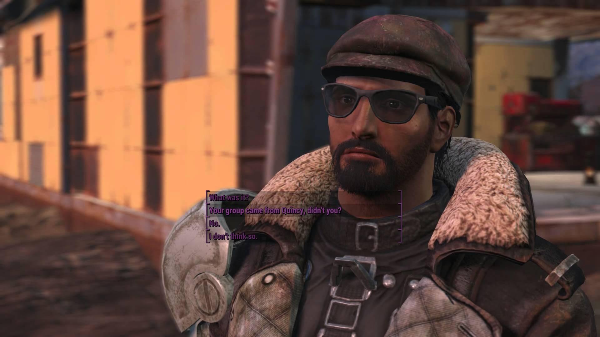 """""""Fallout 4"""": Eine Mod lässt Preston Garvey ENDLICH mal die Klappe halten"""