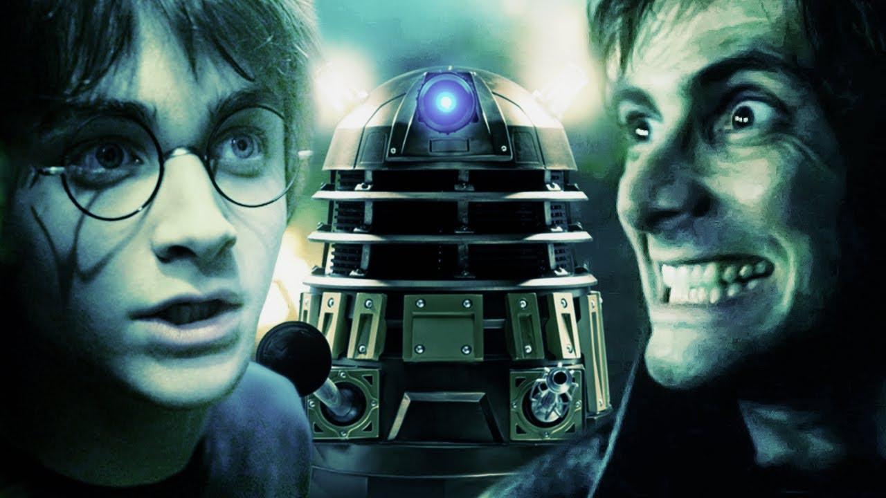 """Harry Potter"" x ""Doctor Who"": Der Tag, an dem die Daleks angriffen"