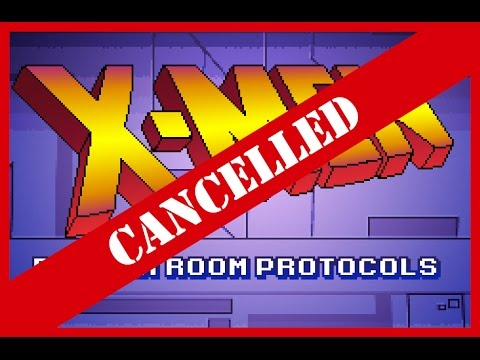 "Hey Marvel! Fuck you for cancelling ""X-Men: Danger Room Protocols"""