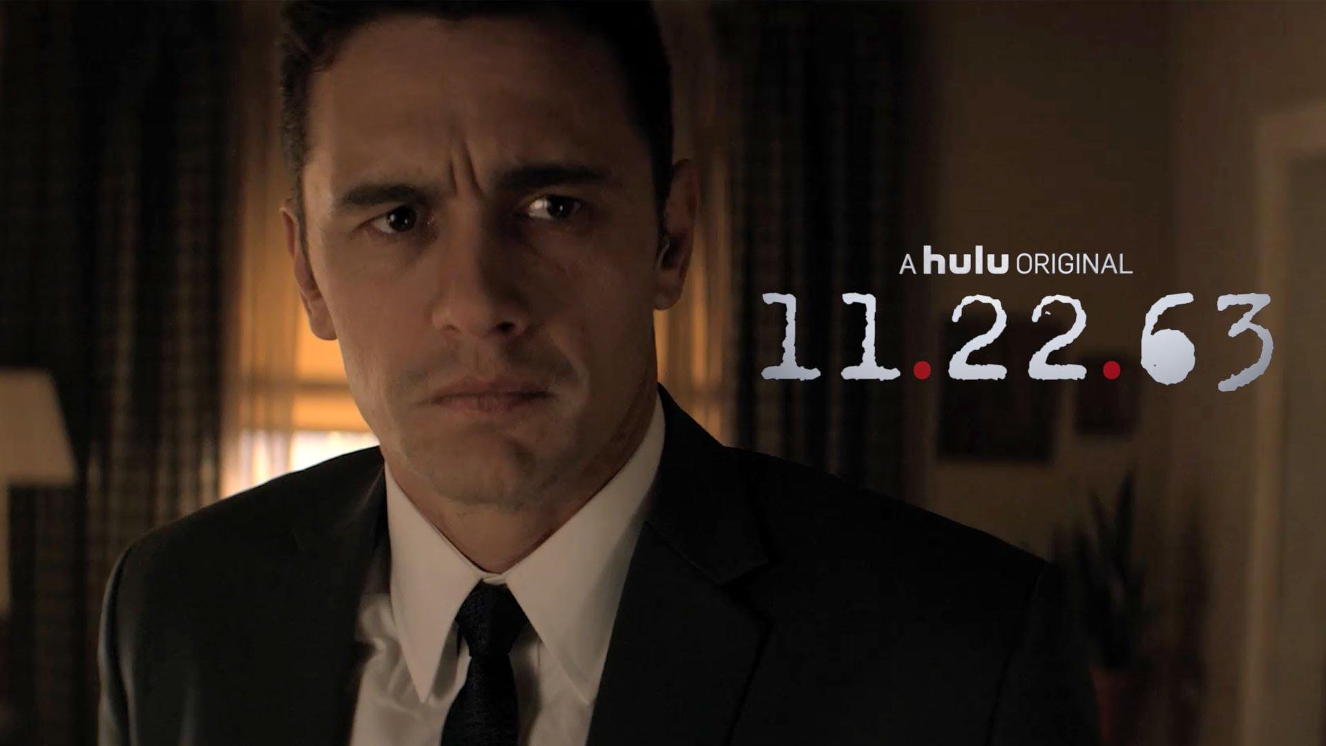 "In der Miniserien-Adaption von Stephen Kings ""11.22.63"" muss James Franco Kennedy retten"