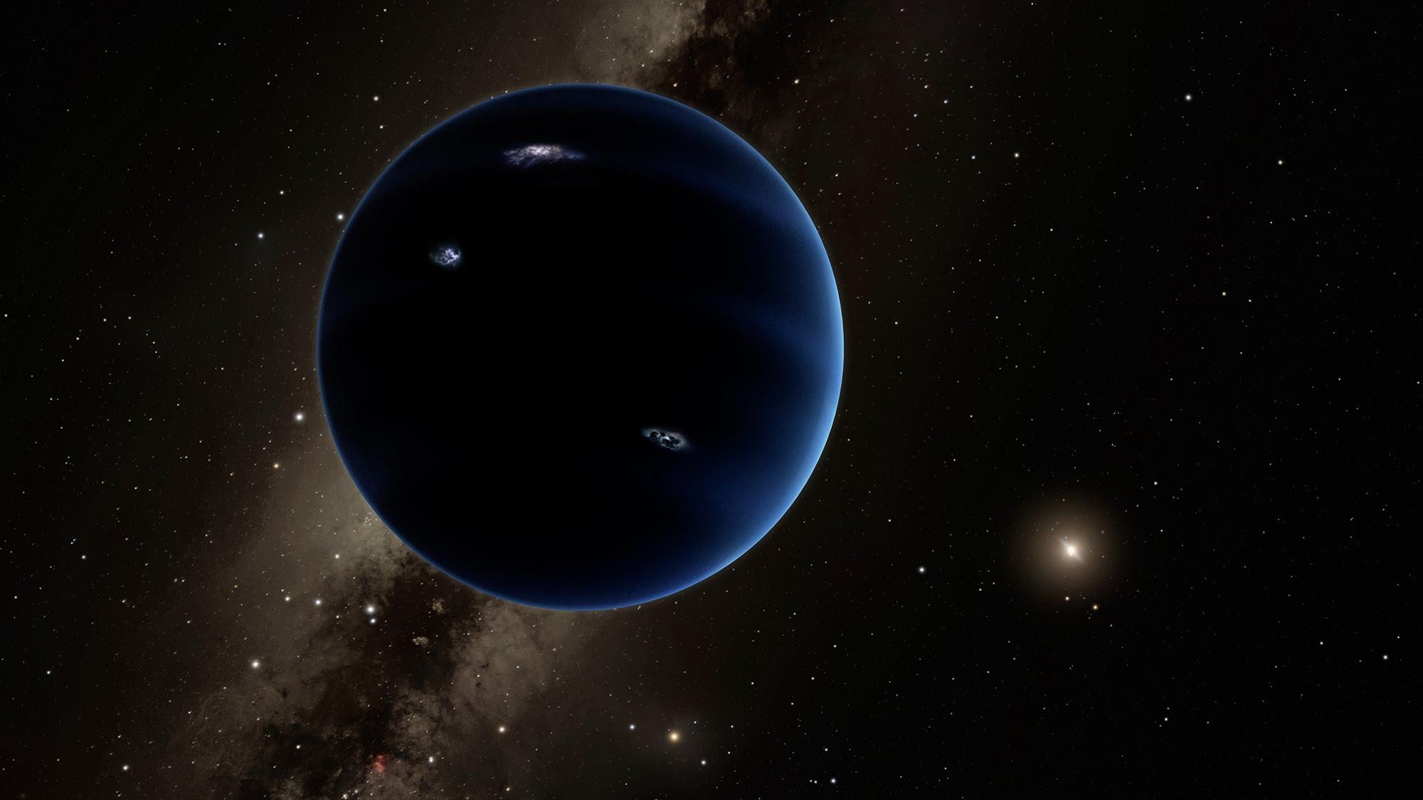 Möglicherweise gibt es einen neunen Planeten in unserem Sonnensystem, der nicht Pluto ist