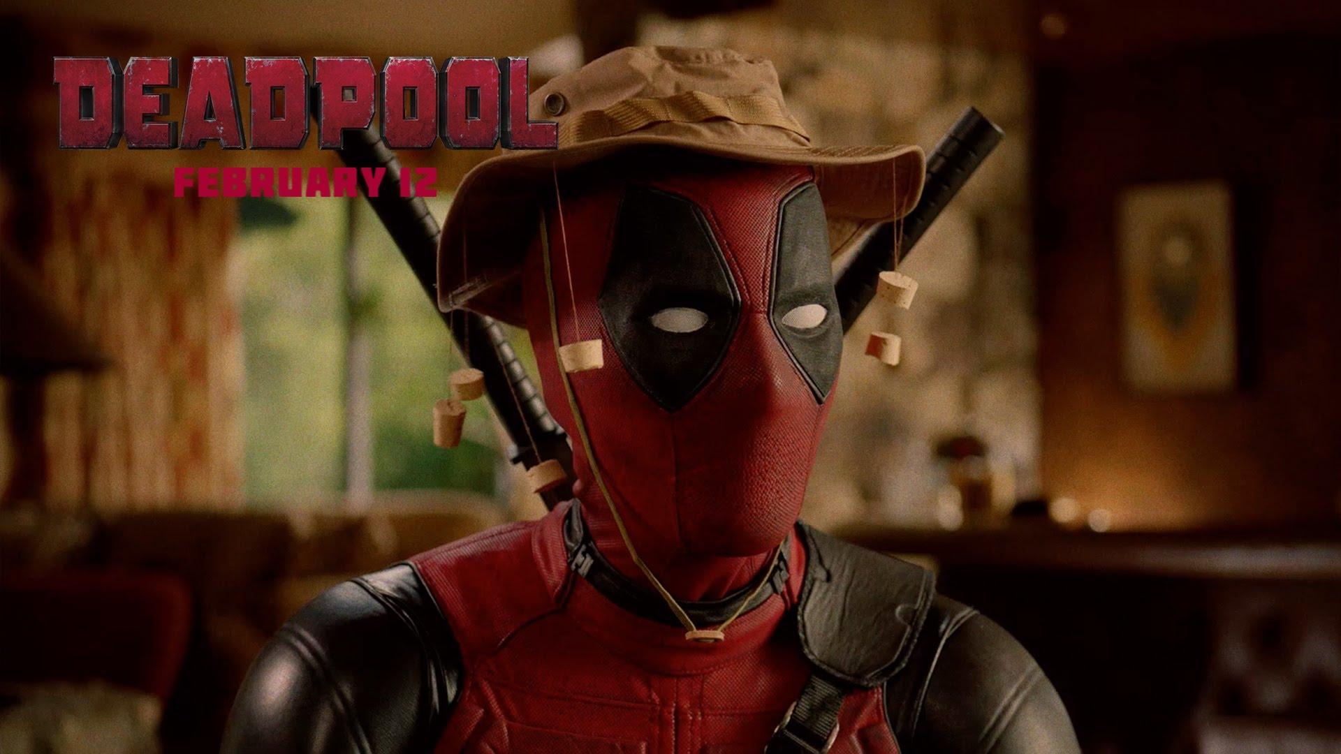 Movie-Deadpool hat eine Botschaft zum Australia Day