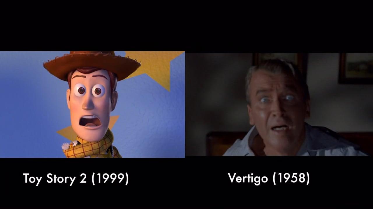Pixars Hommagen an bekannte Filmszenen